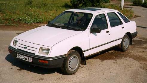  . Ford Sierra
